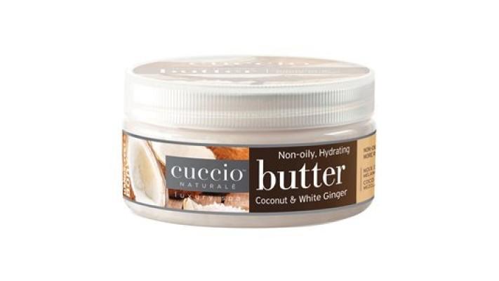 Beurre Corporel Coconut et Gingembre Blanc
