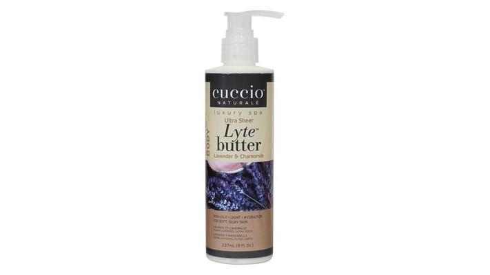 Crème Corporelle Ultra Sheer Lavande et Camomille