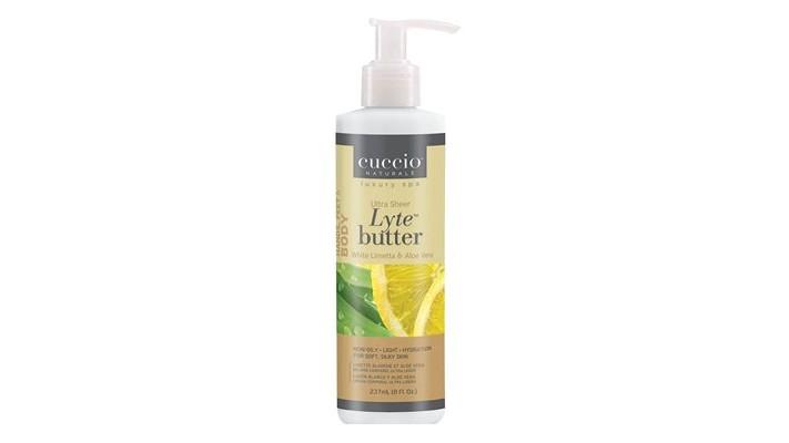 Crème Corporelle Ultra Sheer Lime Blanche et Aloe Vera