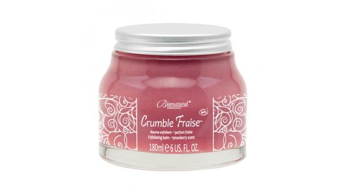 Crumble Fraise - Gel Huileux Exfoliant