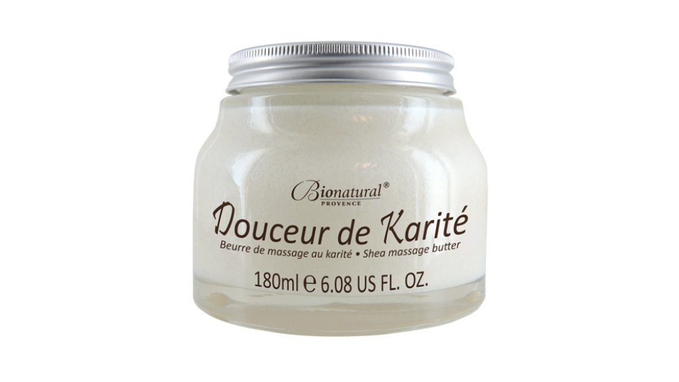 Douceur de Karité - Beurre de Massage