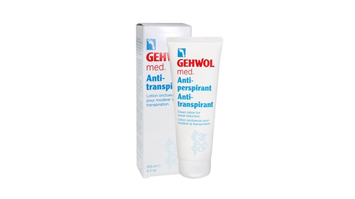 Anti-Transpirant Crème Med