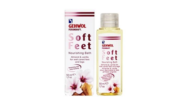Soft Feet Bain Nourrissant